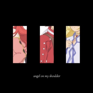 angel on my shoulder - Colette