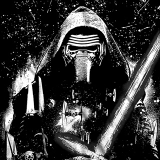 WIDE IS THE PATH (Kylo Ren Playlist)