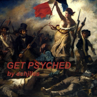 GET PSYCHED (LES AMIS VERSION)
