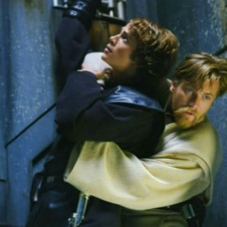 You were my brother, Anakin. I loved you!