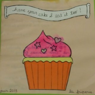 JUIN 2013 // have your cake and eat it too!