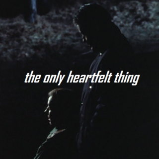 the only heartfelt thing (jim prideaux/bill haydon)