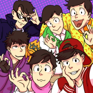 IT'S YA BOYS - an osomatsu-san mix