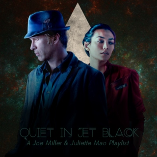 Quiet In Jet Black