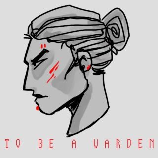 to be a warden