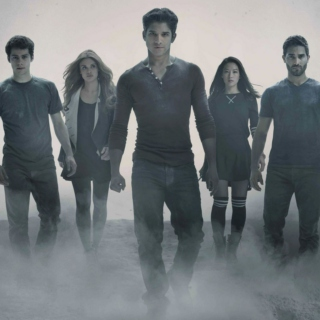 Welcome to Beacon Hills.