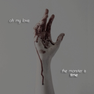 the monster is time