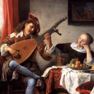 luring of the lute // sleepy