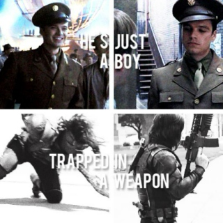 ||He's just a boy trapped in a weapon||