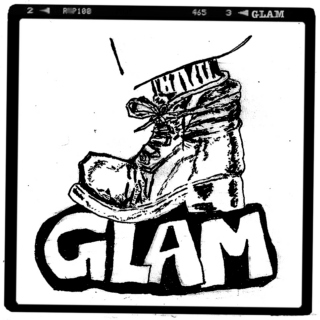 Cavity Rock - Bubble Glam Stompers