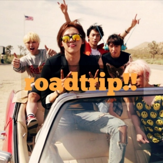 roadtrip!!