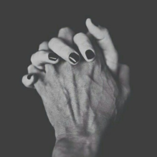 Take my hand, Take my whole life too...