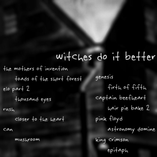 witches do it better - lovecrafter keziah whateley playlist