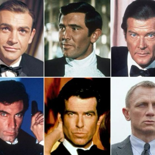 Bond......Shaken six times, but never stirred.