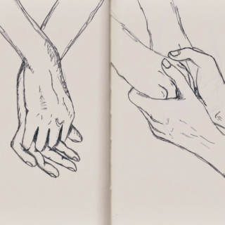 will you just hold my hand?