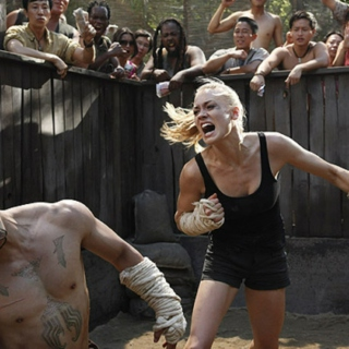 Sarah Walker versus The Bad Guys