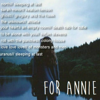 for annie