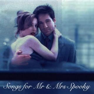 Songs for Mr & Mrs Spooky