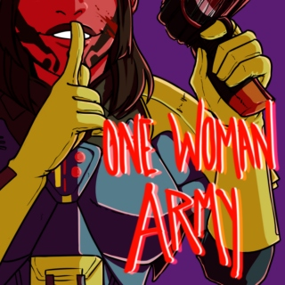 ☠ One Woman Army ☠