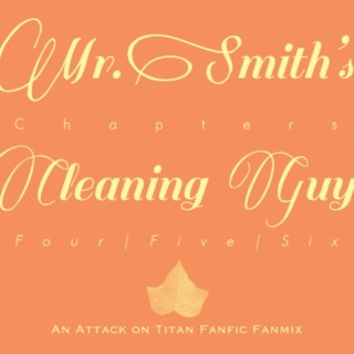 Mr. Smith's Cleaning Guy | 4.5.6