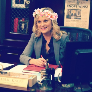 the work ethic of leslie knope
