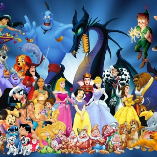 Best Disney Songs (French & English)