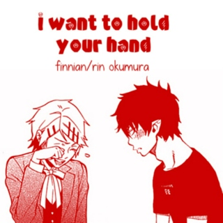 i want to hold your hand