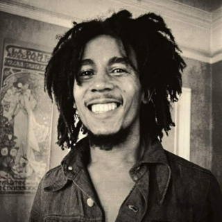 Tribute to Bob Marley ☮