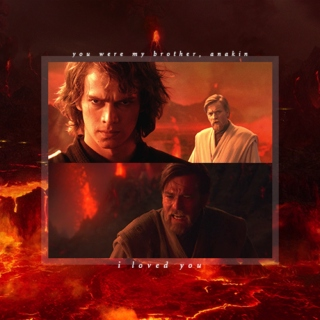 i have failed you, anakin;