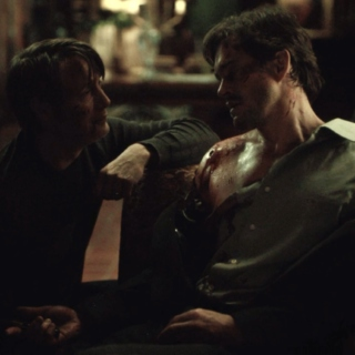 Every song is a Hannigram song and everything hurts