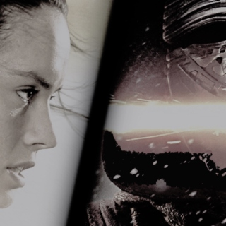 i can't escape from you. [reylo]