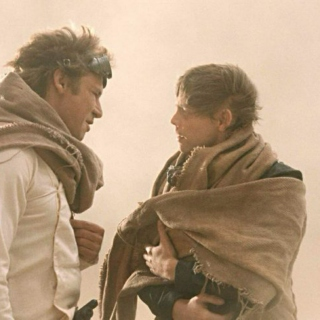 Luke Skywalker Is Gay For Han Solo
