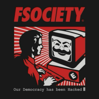 WE ARE FSOCIETY