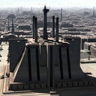 party at the jedi temple
