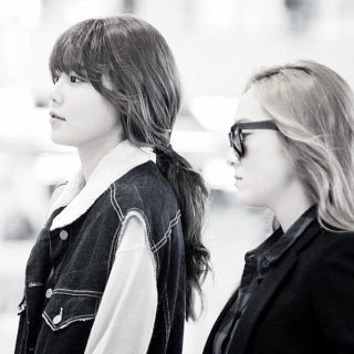 between two lungs (sooyoung & jessica)