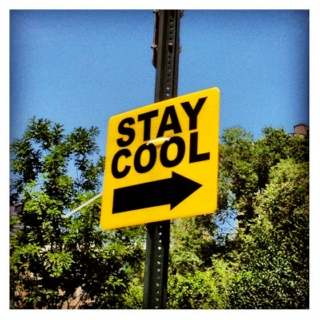 Relax, Stay Cool!