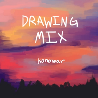 my drawing mix