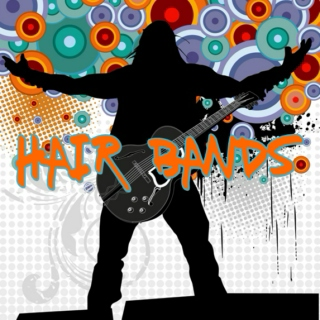 Hair Band Songs - February 2016