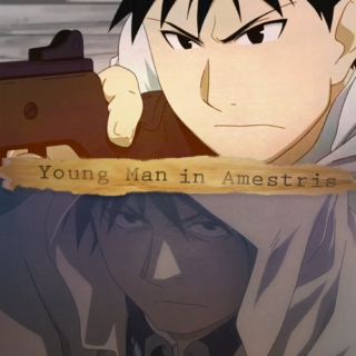 Young Man in Amestris.