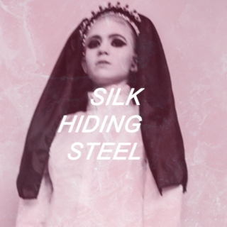 SILK HIDING STEEL