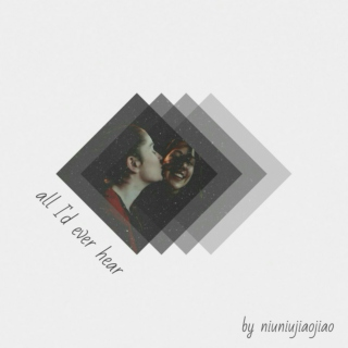 all I'd ever hear // a chelsaige fanmix