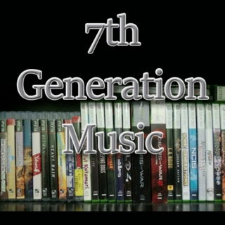 7th Generation of Gaming Soundtracks Master List