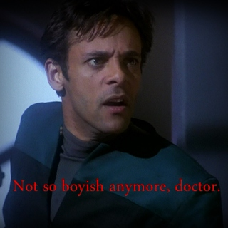 Not so boyish anymore (a Julian Bashir playlist)