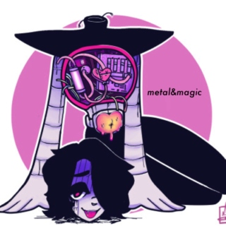 metal&magic ~a mettaton playlist~
