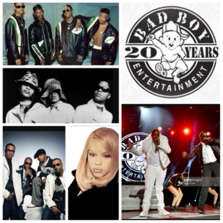 A Tribute to Bad Boy Records pt4 - The R&B Hits...