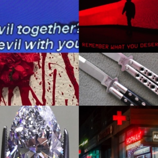 i want to be evil with you