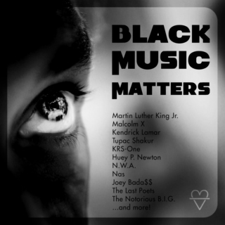 B is for Black Music Matters