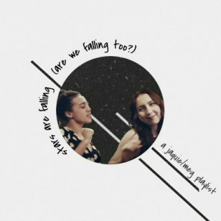 stars are falling (are we falling too?)