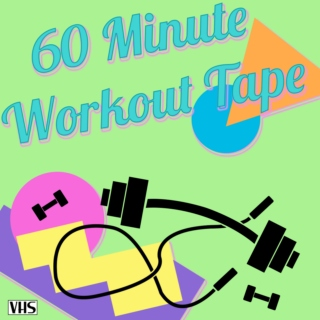 60 Minute Workout Tape