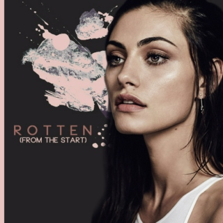 rotten (from the start)